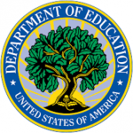 ISGF Government Solutions Department of Education Logo
