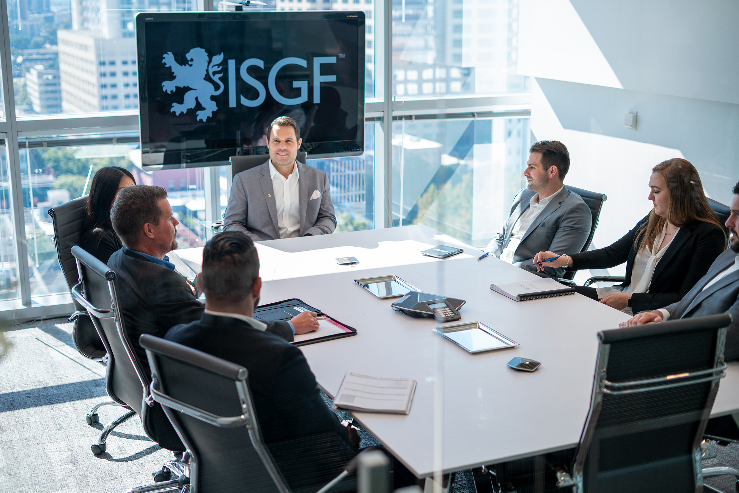 ISGF Government Downtown Orlando Office
